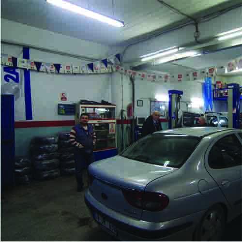 LPG'li araçlara kapalı otopark izni çıkıyor